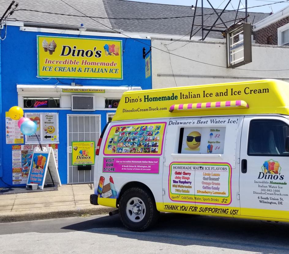 Dino's Ice Cream Truck